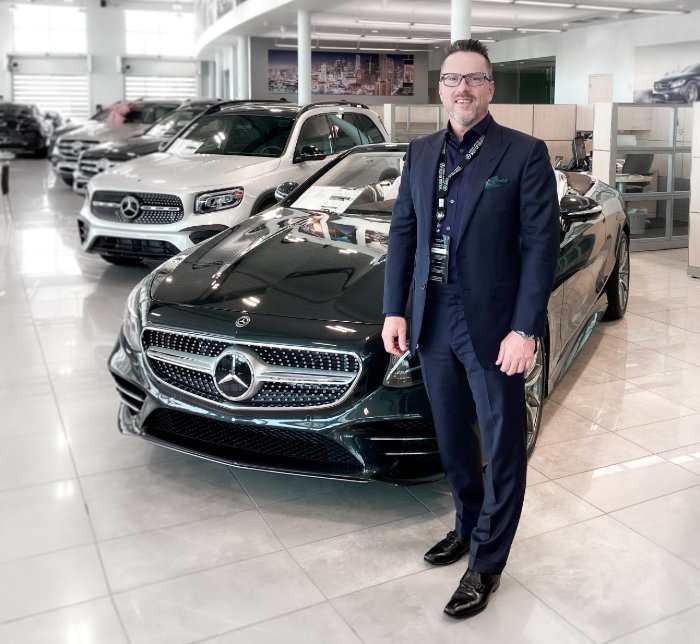Fred Gallucci, Mercedes-Benz-of The Woodlands General Manager