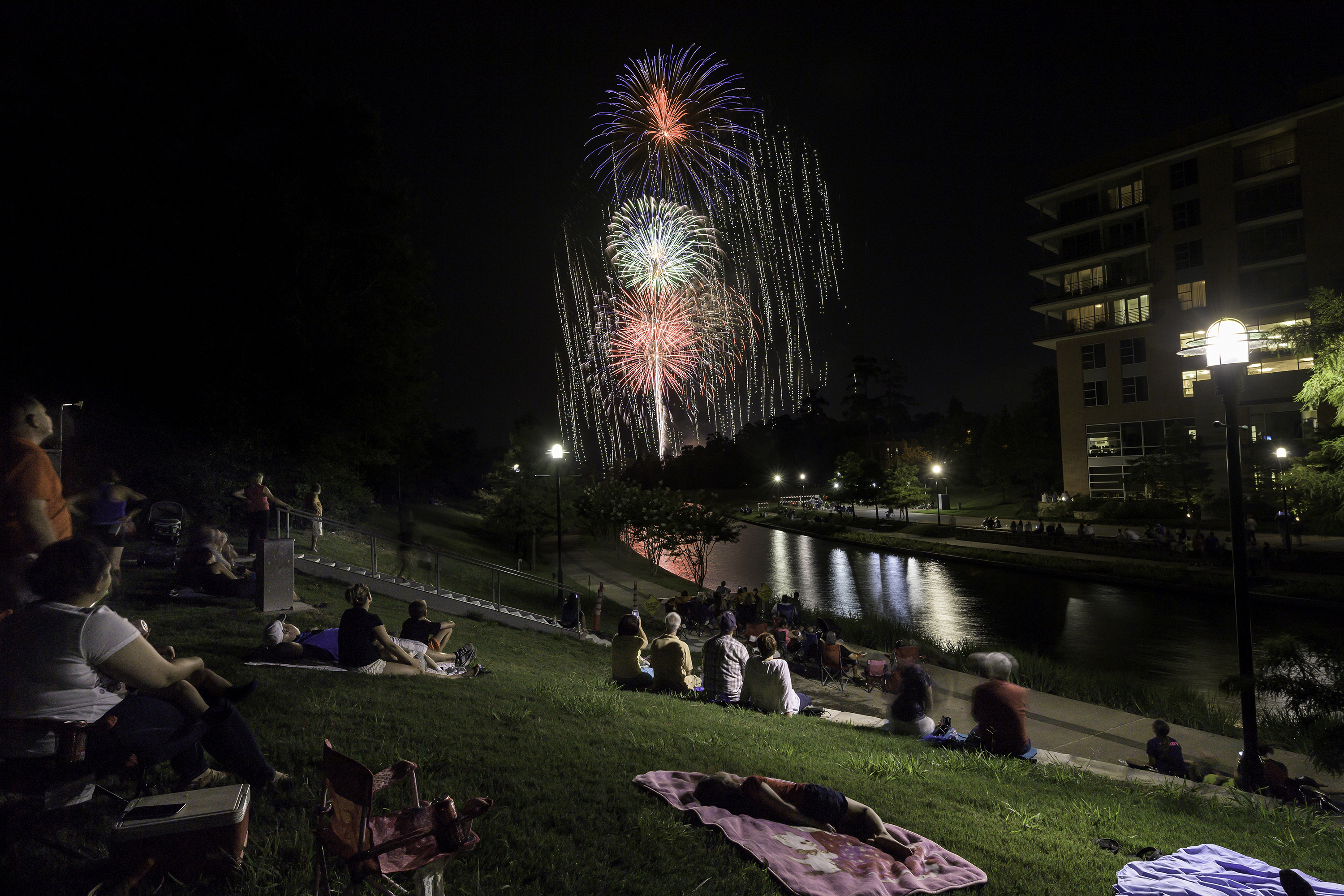 Township celebrates Independence Day