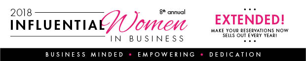 2018 Influential WOmen in Business